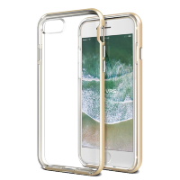 Чехол VRS Design New Crystal Bumper для iPhone 8/7 Золото