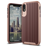 Чехол Caseology Wavelength для iPhone XR Burgundy